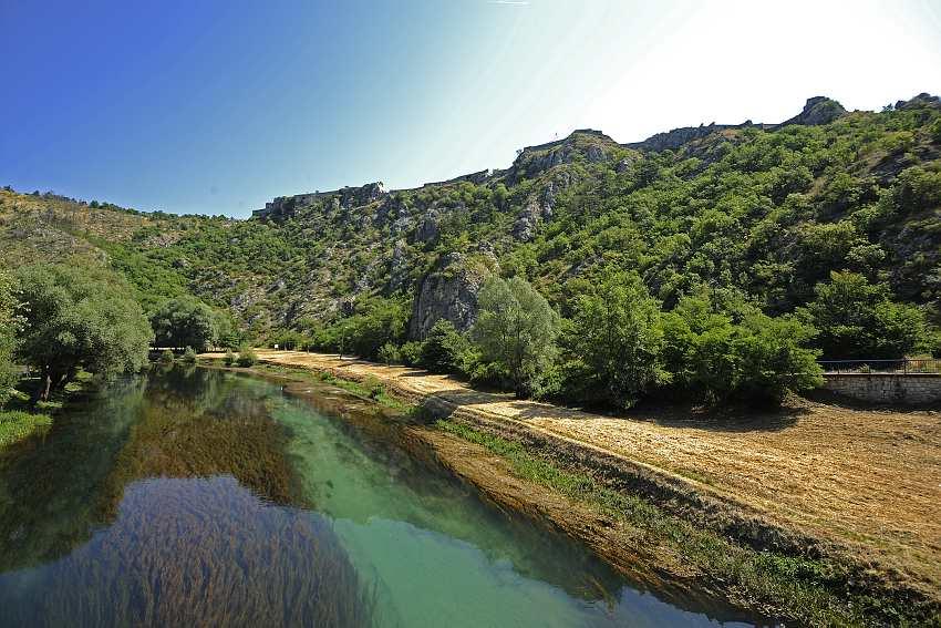 The Promenade of Knin