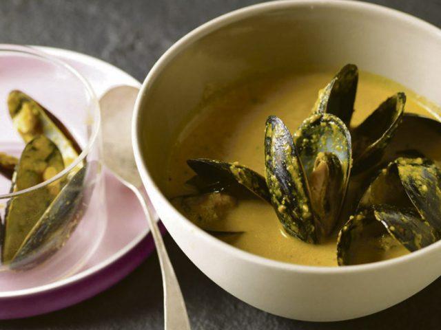 Mussels in White Wine Recipe