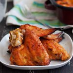 Winter Marinade Chicken Wings Recipe
