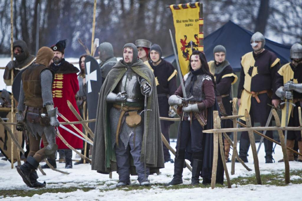 Peasant Rebellion (photo by http://www.tzdonjastubica.hr)