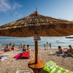 Under the Sunscreen of Podgora