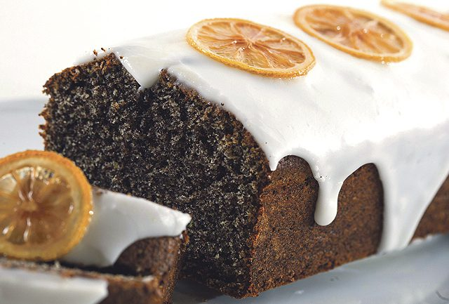 Poppy & Lemon Cake