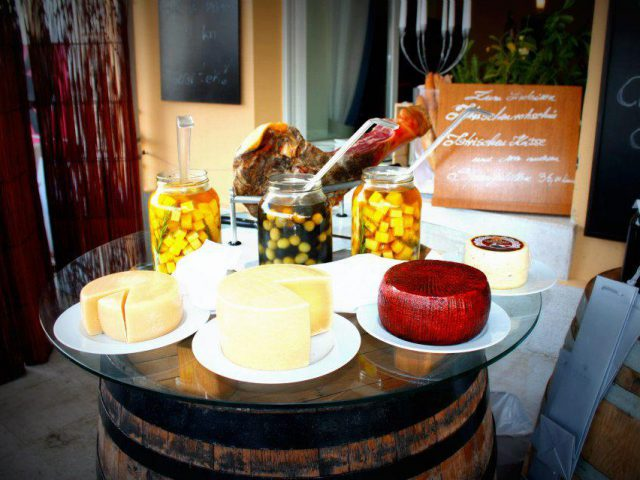 Delicious Cheeses of Porec