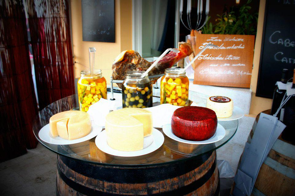 Delicious Cheeses of Porec
