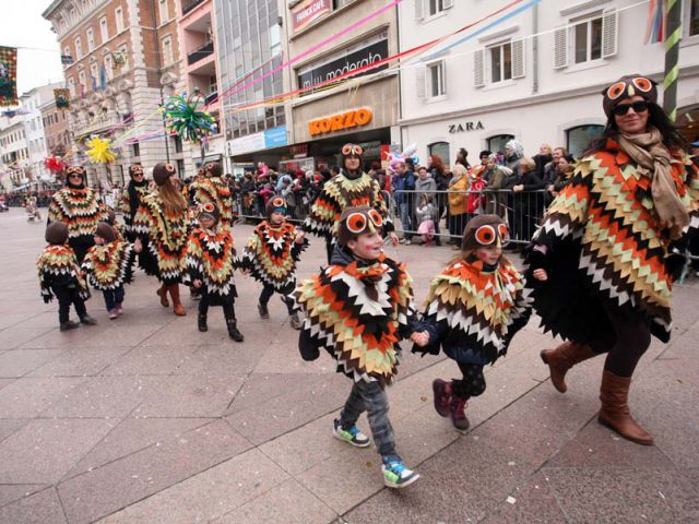 Children Carnival of Rijeka Makes Everybody Smile
