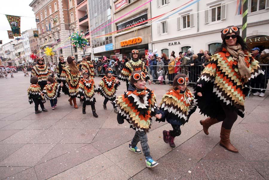 Children Carnival of Rijeka Makes Everybody Smile