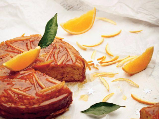 Scents of Orange Cake Recipe