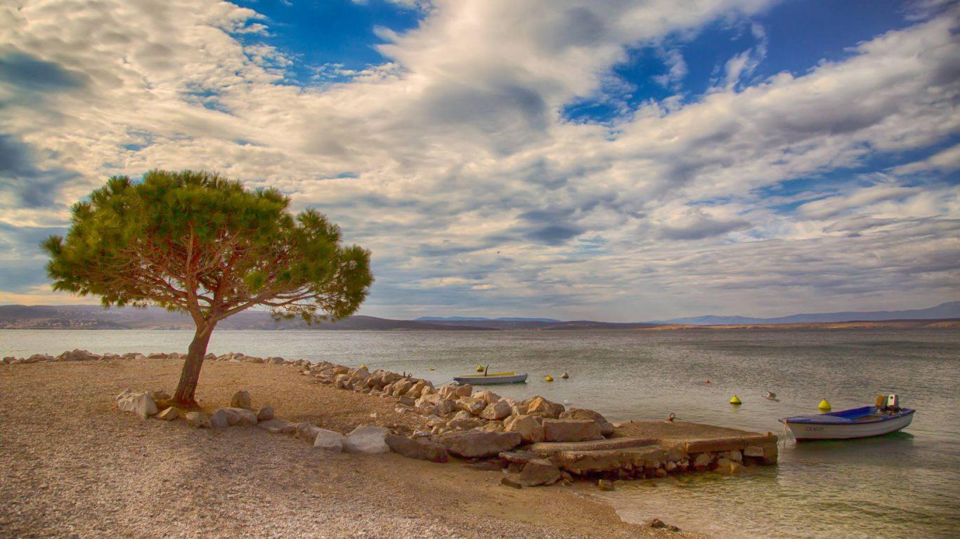 Wonders of Croatian Shore: