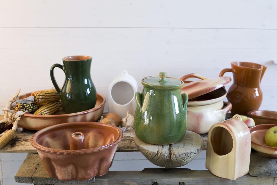 Ceramic Souvenirs