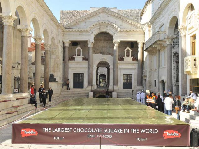 The Chocolate Peristyle: Split's Sweetest Spot
