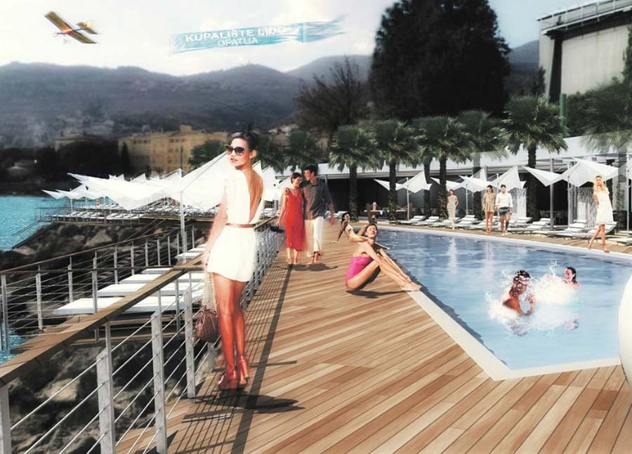 The New Face of Opatija