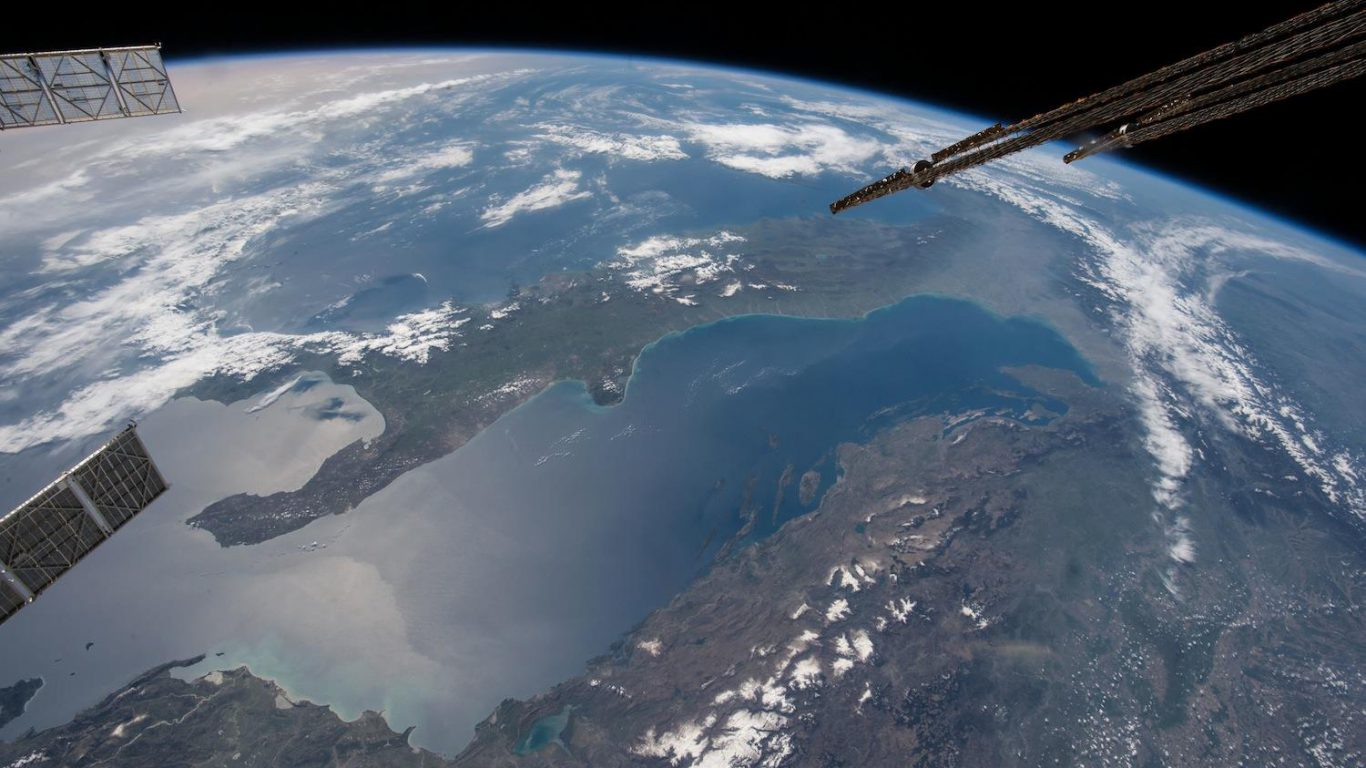 Croatia from Space (2)