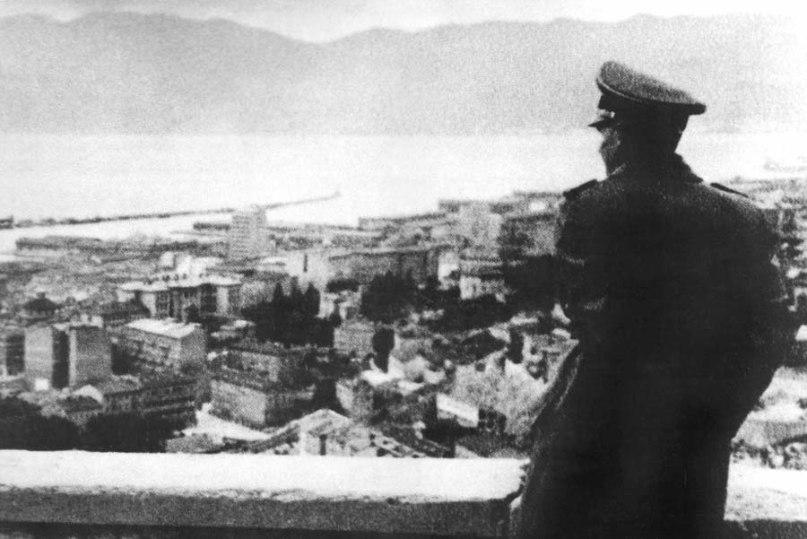 The Battle of Rijeka: WW2 Photos Revealed