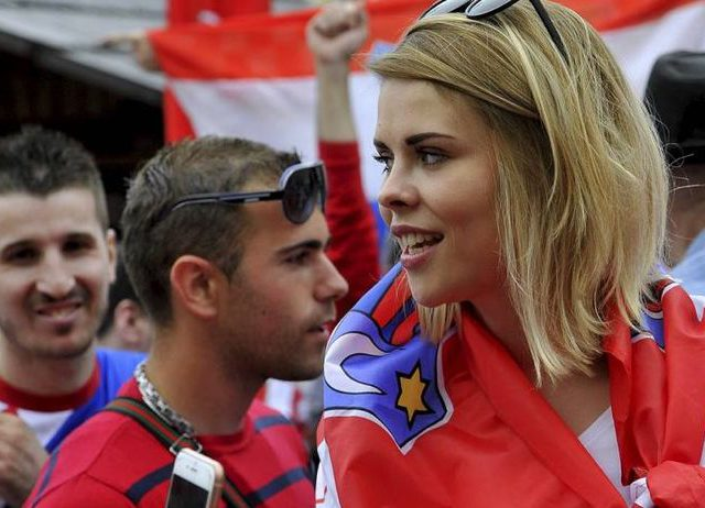 Beautiful Croatian Cheerleaders (1)