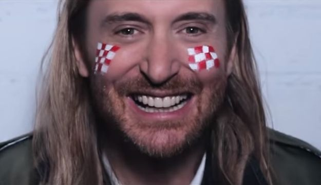 David Guetta: This One's For You Croatia