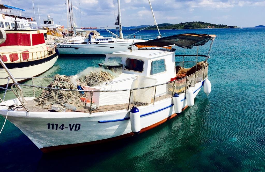Srima boat