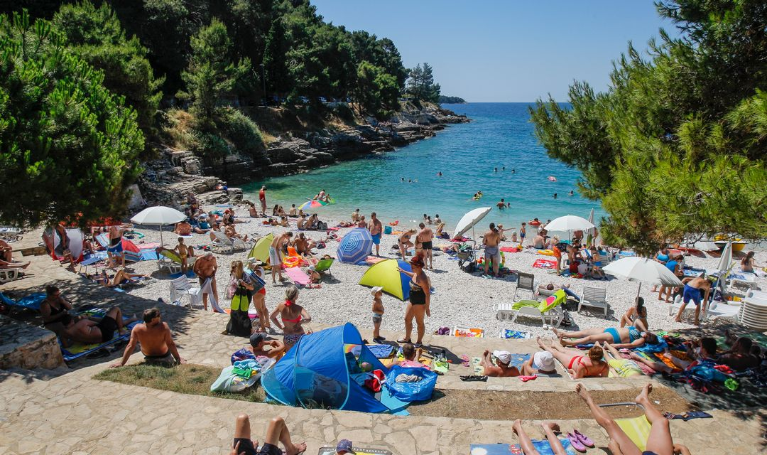 Summer in Pula