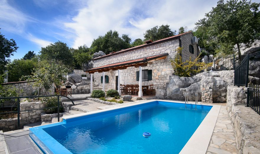 Vrgorac Stone House, The Beauty of Dalmatia