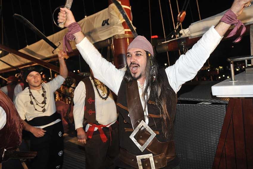 Pirates of Omis