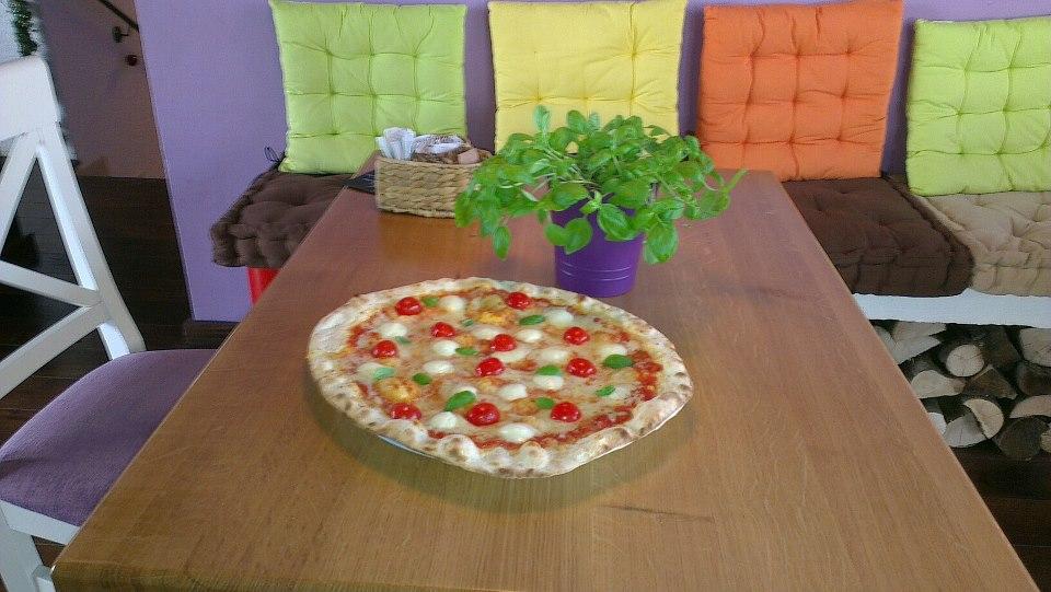 Pizza Duksa