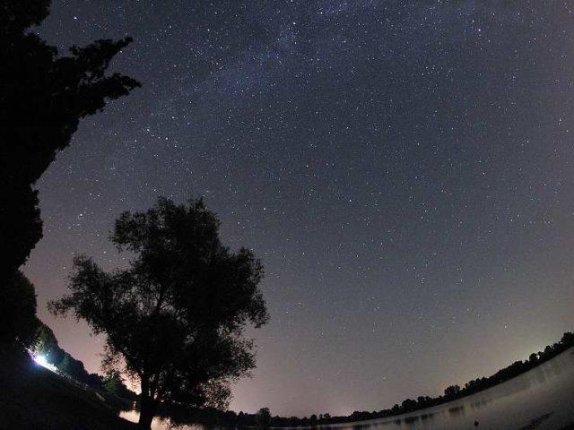 The Orinoid Meteor Shower