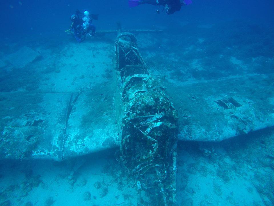 Planes Under Adriatic Sea