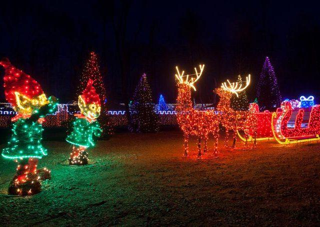 Christmas Theme Park