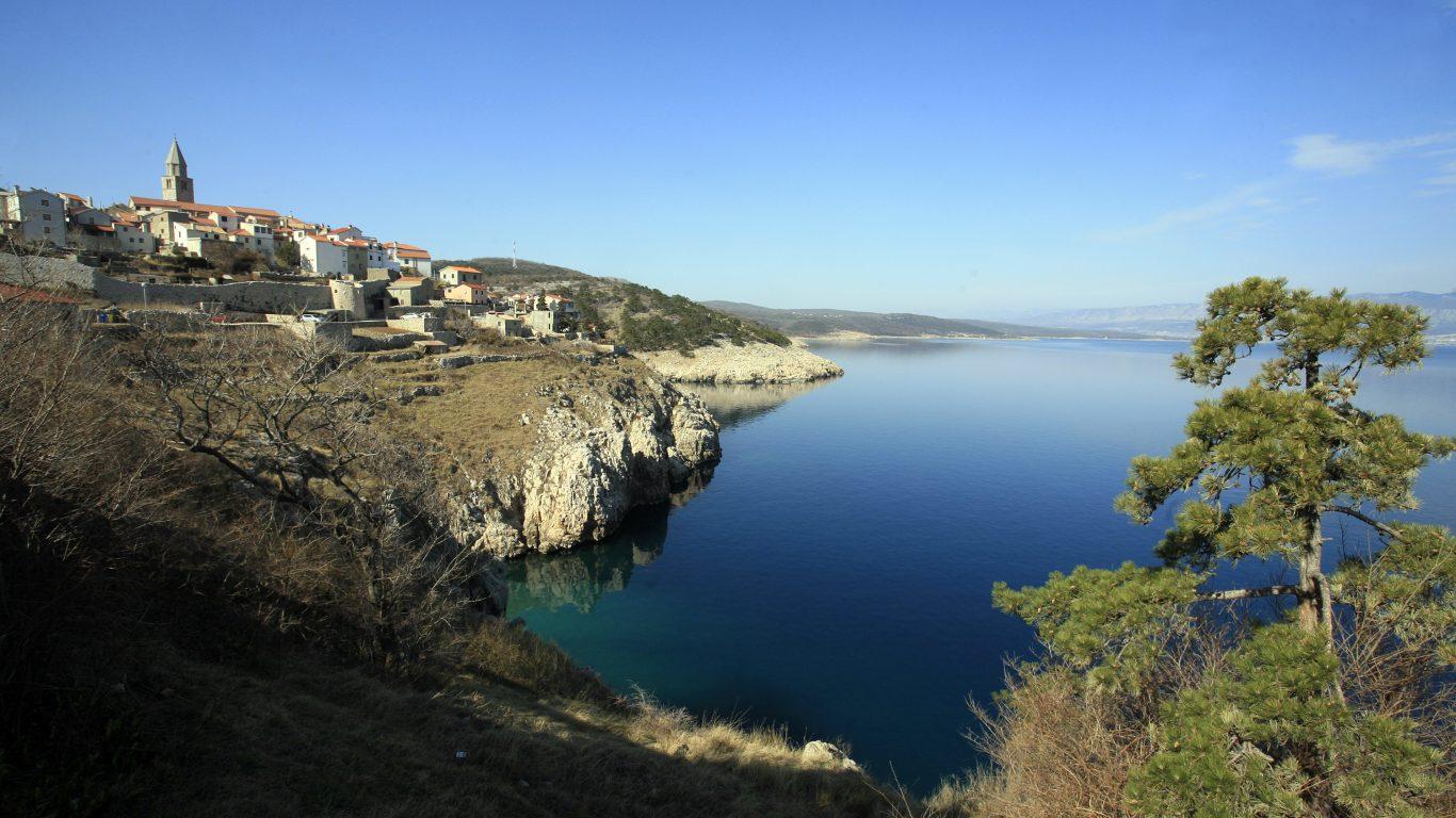 Shores of Vrbnik