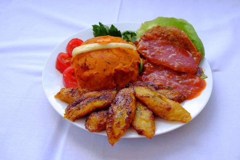 African Cuisine & Bar