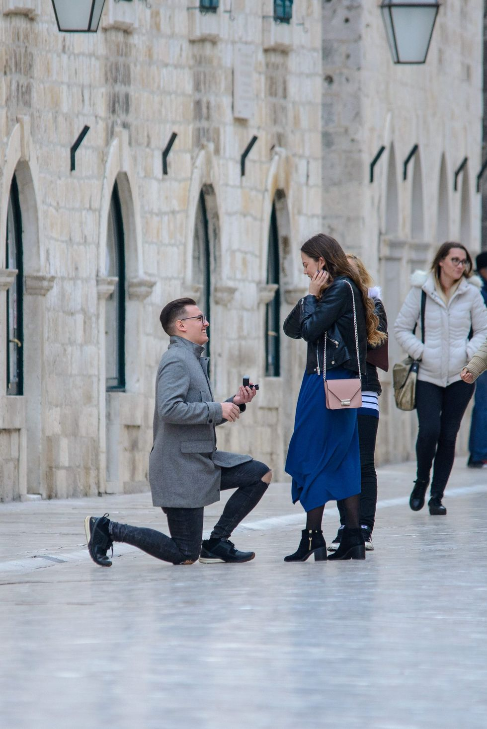 Romantic Proposal