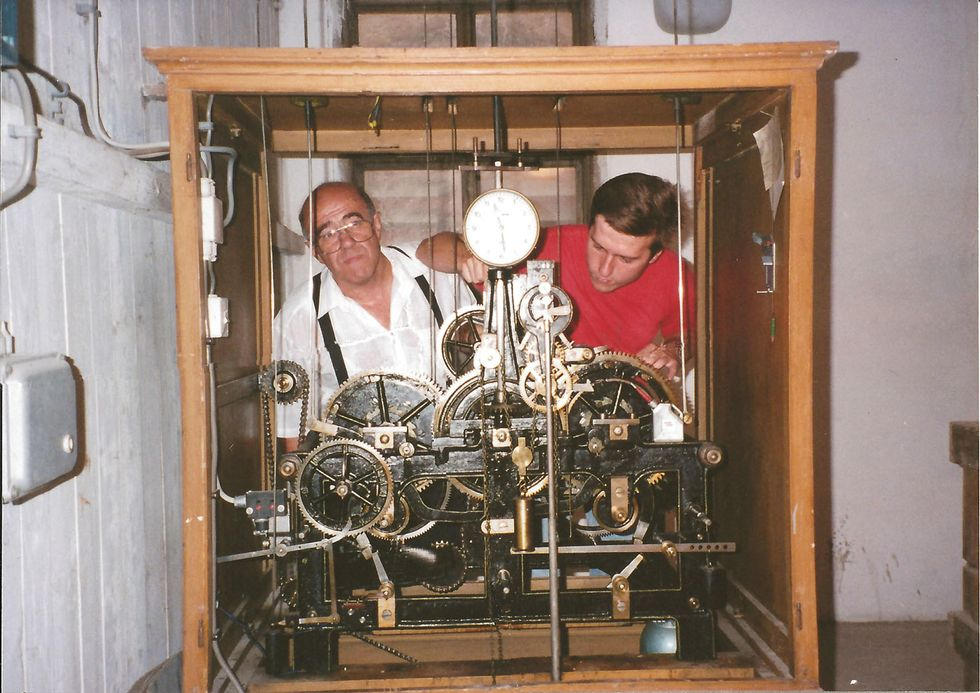 Clockmakers of Zagreb