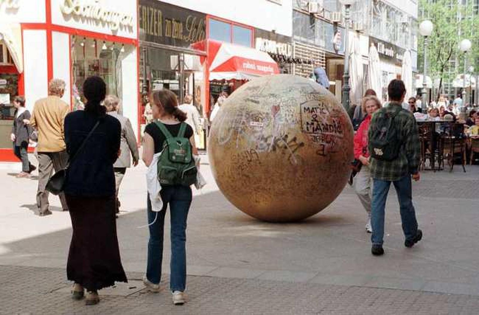 The Grounded Sun: Zagreb's Unique Attraction | Croatia Times