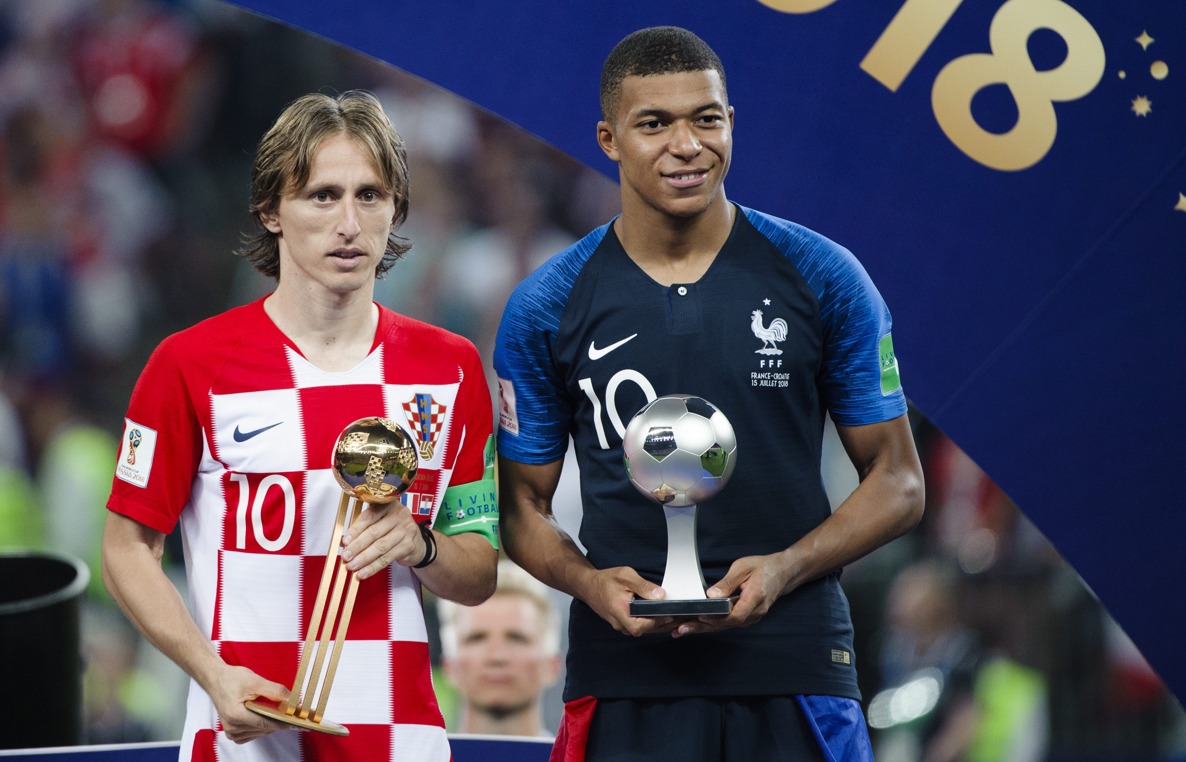 Luka Modric, Soccer, Trophy, FIFA