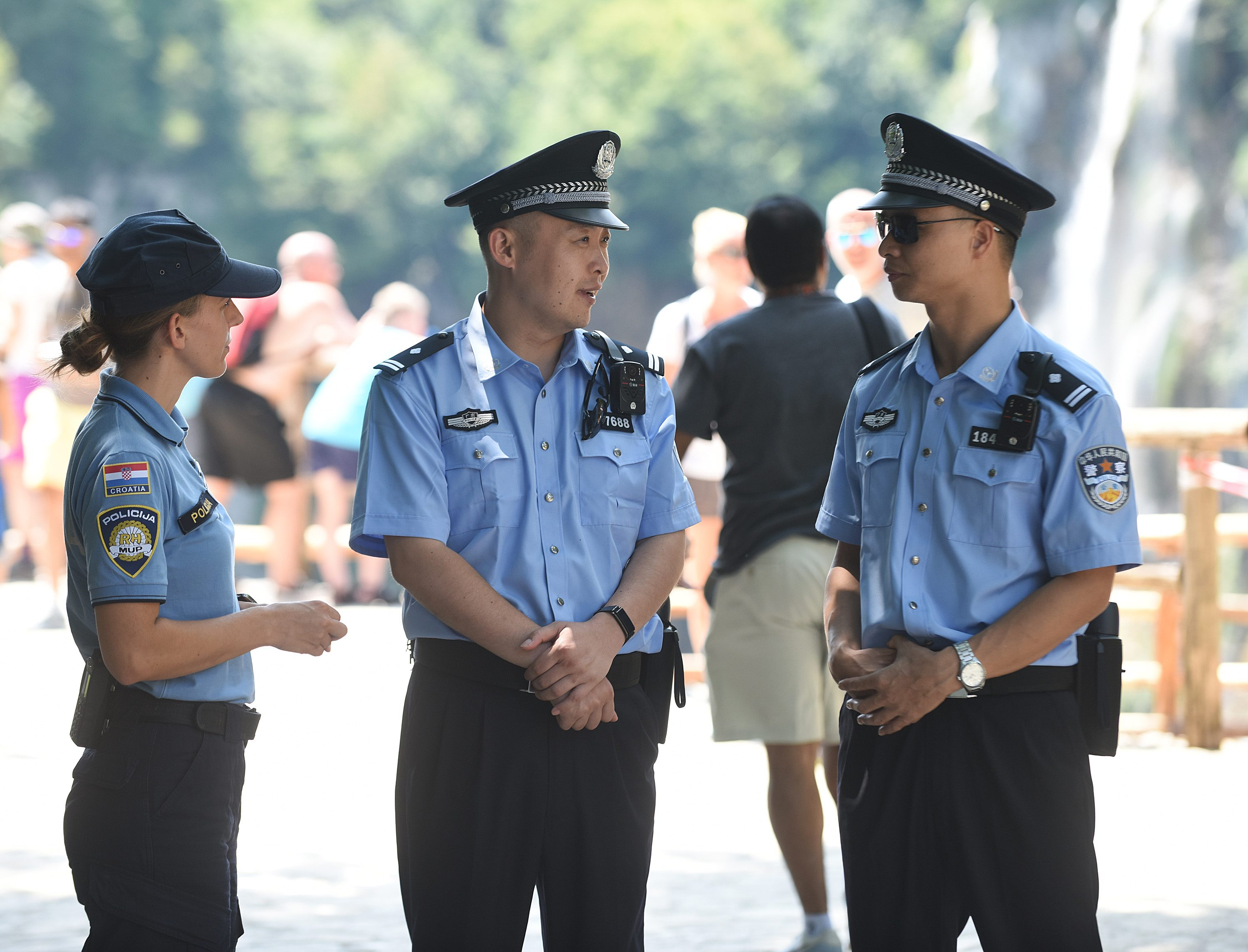 Chinese Police