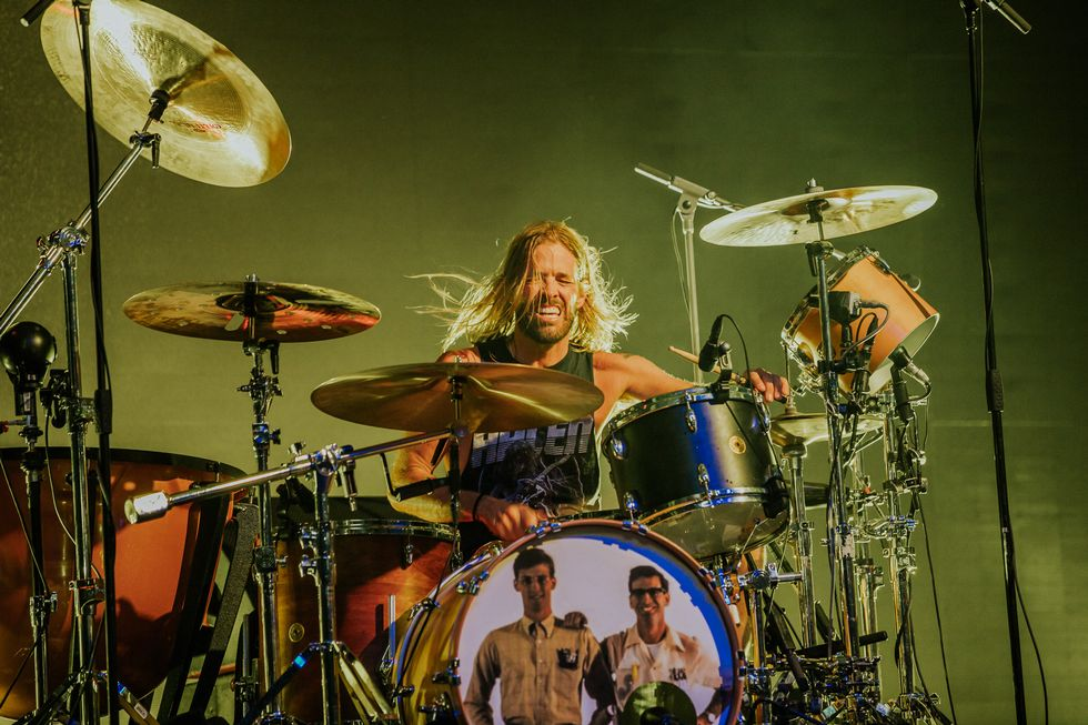 Foo Fighters, Drummer