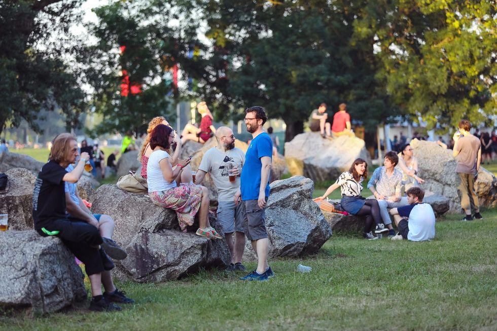 INmusic Festival, audience